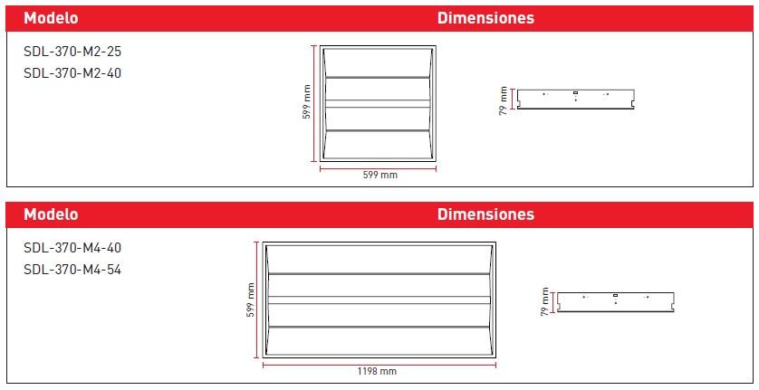 DimensionesSDL-370