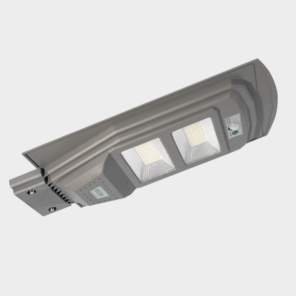 Luminaria SOLAR LED 60 - SUPRA DESARROLLOS
