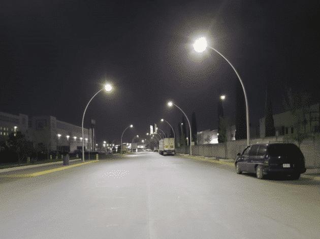 Aplicación luminaria Omolap Business Park - SUPRA DESARROLLOS