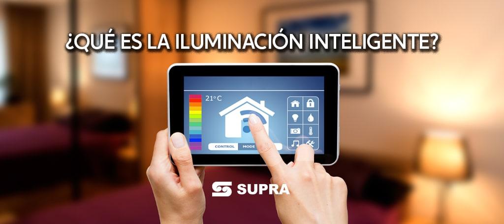 SUPRA-Iluminación-Inteligente